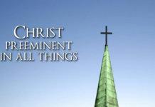 christ preeminent 1