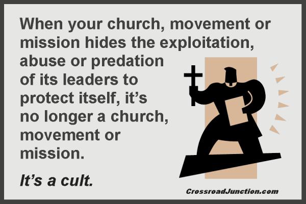 cult abuse