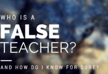 false teacher 1