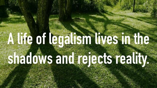 legalism front