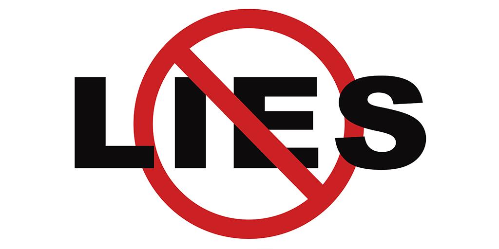 Lies All Posts
