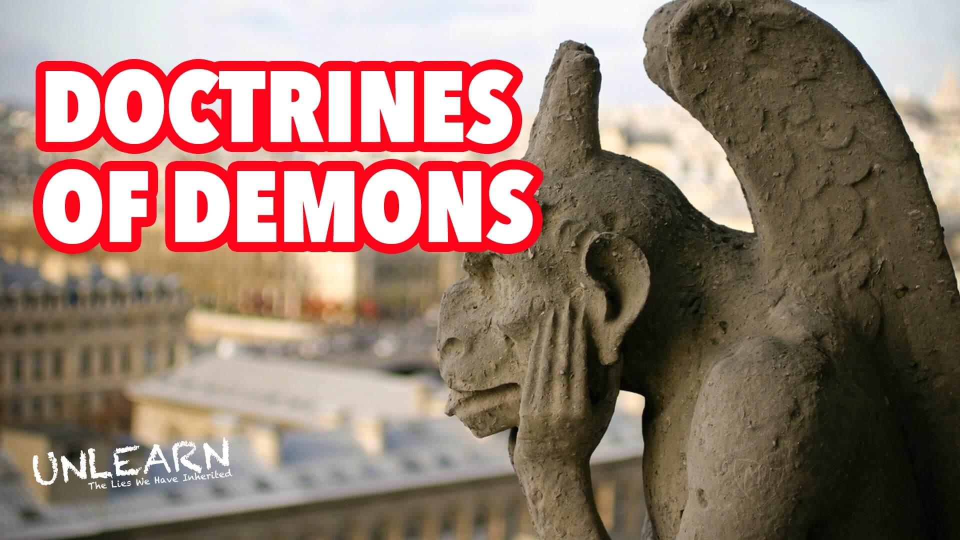 doctrines of demons