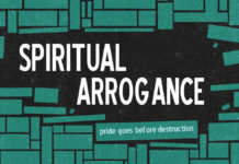 spiritual arrogance 1