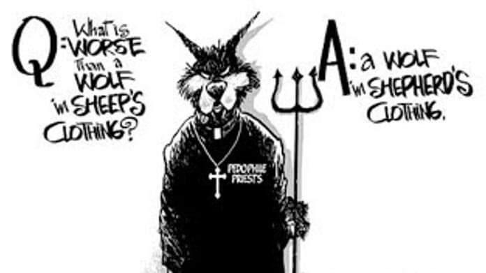 wolf in shepherds clothing