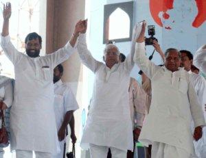Politicians in White