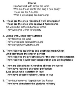 Heresies in TPM – Part 8 – The Unbelievable Idol Worship