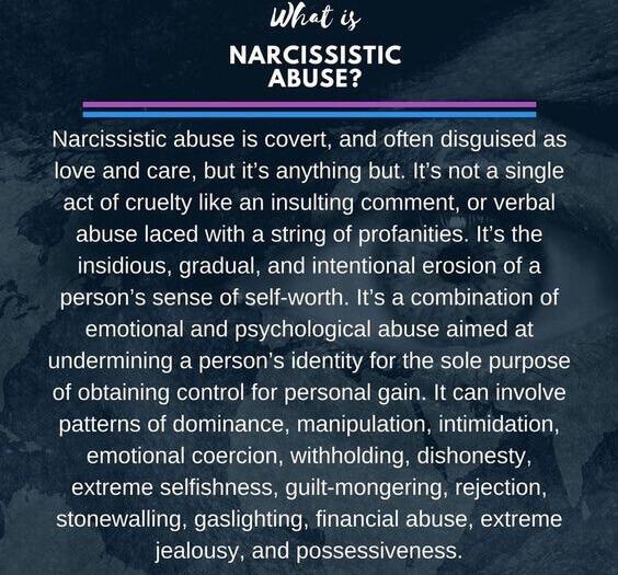 Spirit of Narcissism in TPM