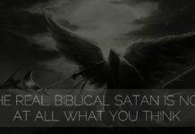 Real Biblical Satan 1