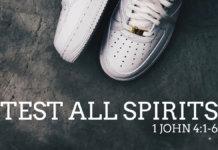 Test all spirits 1