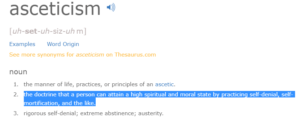 TPM and the Tyranny of Asceticism