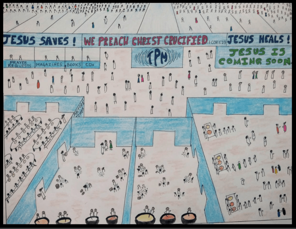 TPM Convention scene
