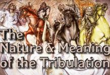 Purpose of Tribulation 1