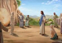 lazarus resurrection 1