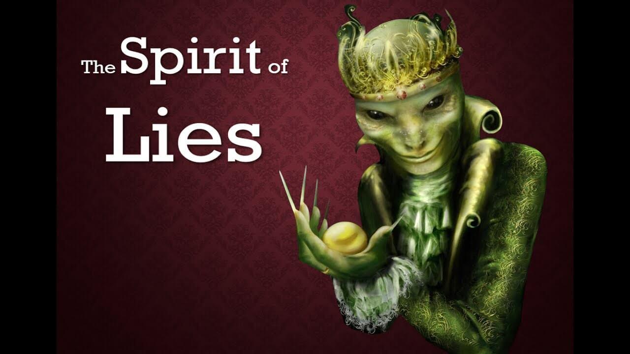 Spirit of Lies