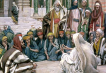Christ teaching All Posts