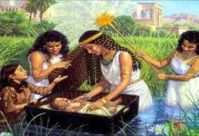Birth of Moses 1
