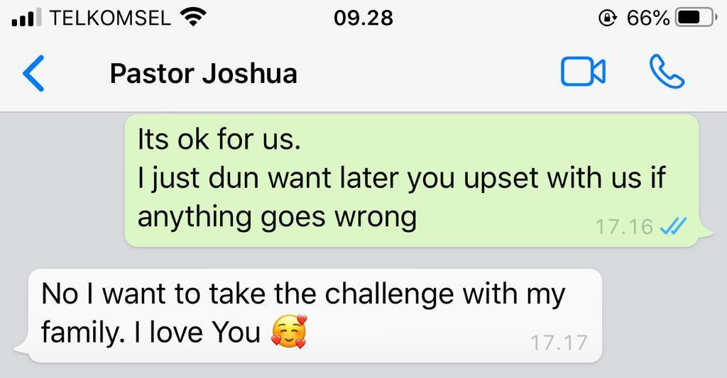The Sexploits of Joshua - 2
