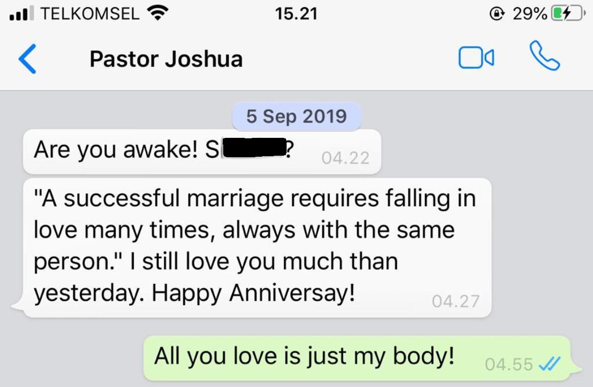 The Sexploits of Joshua-1