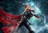Thor Hammer Lightning