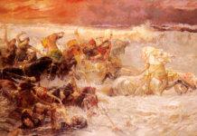 drowning of Pharaoh 1