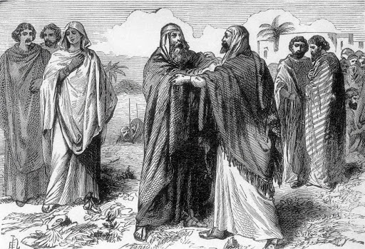 THE MEETING OF MOSES AND JETHRO 1