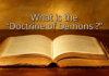 Doctrine of Demons